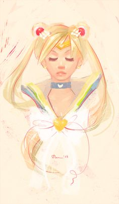 Sailor Moon by 1022 on DeviantArt