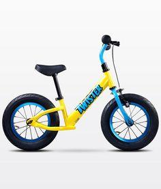 Bici sin pedales Twister Toyz amarillo [TWISTER AMARILLO] | 89,00€ : La tienda online para tu peke | tienda bebe pekebuba.com