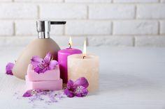 Banyonuzu Yeni Baştan Yaratacak Kadar Güzel Banyo Aksesuarları Pillar Candles, Candles