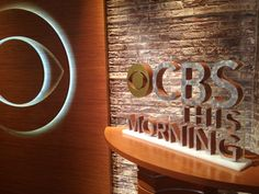 CBS This Morning: Gayle King, Anthony Mason, Tony Dokoupil cover breaking news, top stories and the CBS Eye Opener; Studio 57, Cbs News, Exposed Brick, Watch Video, Pop Culture
