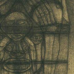 Zdzislaw Beksinski detail