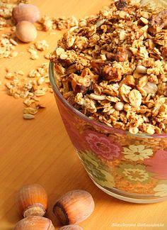 Pyszna, zdrowa i aromatyczna granola