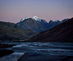 Beautiful Pin Valley in Spiti Himachal Pradesh India