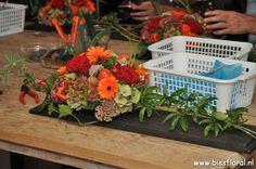 #Mooie start van de #Workshopserie... https://www.bissfloral.nl/blog/2017/09/14/mooie-start-van-de-workshopserie/