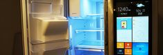 Cameras inside the Samsung Family Hub Refrigerator let you see your food without opening the door. That's just one of the innovations tested by Consumer Reports.