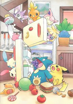 Pokemon ^.^ ♡ in tumblr_o2zkdmnUxG1rgvmfqo3_1280.jpg (999×1424) from gourgeist.tumblr.com