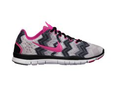 @Marie Hagan - They got em in our size... just $100 LMAO.  But they so pretty!!!  The Nike Free TR III Printed Women's Training Shoe.