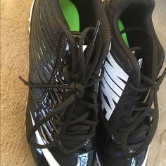 4110eef15b1 Boys Nike Cleats. Boys Nike Cleats size 6.5. They are in gently used  condition