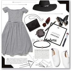 A fashion look from February 2016 featuring H&M hats. Browse and shop related looks.