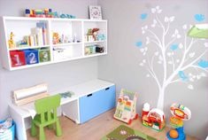 Ikea Craft for Kids Room 18 the Kallax Shelves for This Bination Boysu Room Kids This Ikea Stuva Playroom Bination for 1