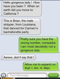 10 Hilarious Wrong Number Texts