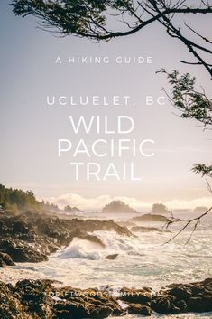 The Wild Pacific Trail is like hiking in a living piece of art. Explore the 9 km of rugged trail that hugs the edge of the West Coast of Vancouver Island. Florida Keys, Pvt Canada, Canada Eh, Hiking Guide, Hiking Trips, Hiking Spots, Backpacking, Ucluelet Bc, Nature Landscape