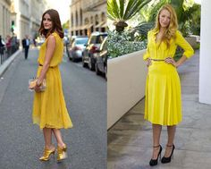 Olivia Palermo & Blake Lively. Dos IT girls indiscutibles