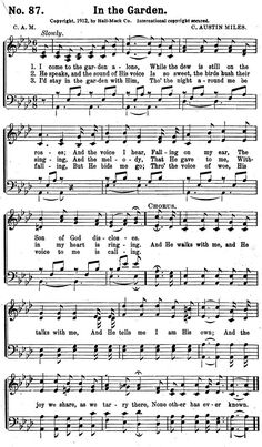 Love this hymn so much!