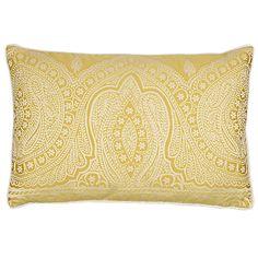 Buy Harlequin Azara Cushion, Yellow