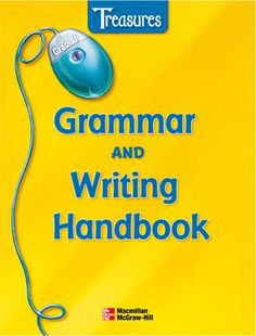 Treasures grammar and writing handbook gr 6 se