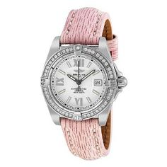 Breitling Galactic Ladies Watch A7135653-G649PKSLT