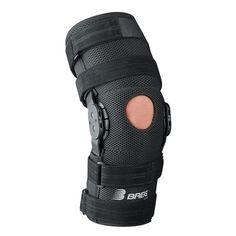 027ef41771 Breg Roadrunner Soft Knee Brace Airmesh Open Back Pullon XLarge Part # 14145