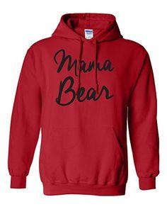 Women's Mama Bear Hoodie Southern Element Apparel Hooded ... https://www.amazon.com/dp/B01L7UDZQW/ref=cm_sw_r_pi_dp_x_T7Vmyb3ABMBSY