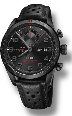Basel 2015 - Oris Audi Sport Limited Edition II