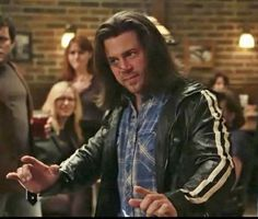..This is #ChristianKane... actor ..singer.. songwriter..stuntman.. cook!      Christian Kane from scene from #Leverage