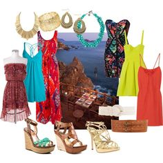 Vacation Outfits - evening