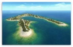 Battlefield 3 Wake Island wallpaper