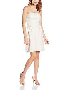 Dresses Uk, Formal Dresses, New Dress, Off White, Strapless Dress, Shoulder Dress, Amazon Fr, Clothing, Ebay