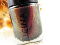 ALCINA Absolutely Fabulous Hot Limited Edition & Gewinnspiel - Ultimate Nail Colour Nagellack in ruby