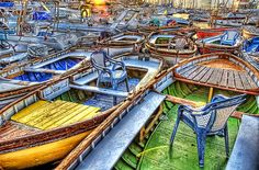 """Chairs in Boats 