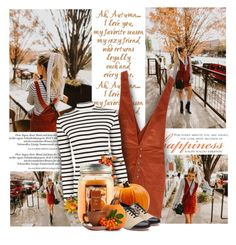 """""""Love for Autumn"""" by ellawine ❤ liked on Polyvore featuring WALL, Free People, Oasis, Liam Fahy and Holiday Memories"""