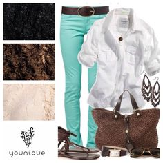 Change up your Spring wardrobe with Younique Makeup! Eye pigments $10ea! Get yours here #younique #makeup #eyes