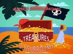 Here's Reizo Shibamoto's Treasures in 5.1 Surround!  Peace and Enjoy!