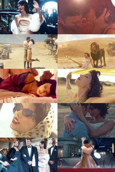 Wildest Dreams by Taylor Swift is probably the most cutest video ever.