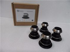 4 Townshend Seismic Isolation Pods - Types A, B and C - New