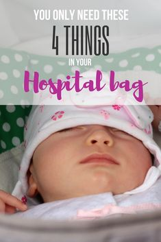 What you really need in your hospital bag - Average Mom Life