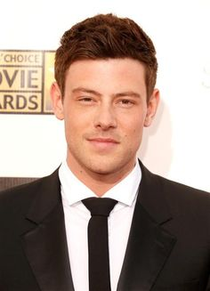 Cory Monteith... R.I.P. You will be missed.