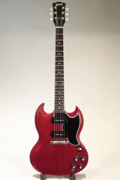 GIBSON[ギブソン] 1962 SG Special / Cherry|詳細写真