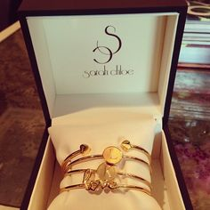 Cute: initial for you and boyfriend. Khloe Kardashian - Obsessed With My New Sarah Chloe Bangles