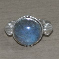 Hurry Last Chance !!! 10% Discount for all products Limited Time Period (Till 15-Sep-2014)- Use Code DEV008 Classic Design Ring Labradorite Gemstone in by DevmuktiJewels, $15.00