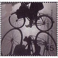 GB 2000 Stone & Soil 45p Cyclist Fife Unmounted Mint NHM SG 2154 Sc 1916 stamp Listing in the Commemoratives,Decimal,Queen Elizabeth II,Great Britain,Stamps Category on eBid United Kingdom | 126289682