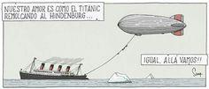 Amor titanic