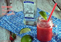 Easy Frozen Strawberry Margarita