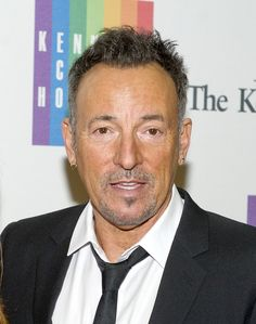 Bruce Springsteen attends the 2014 Kennedy Center Honors Gala Dinner at the U.S. Department of State on December 6, 2014 in Washington, D.C.