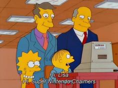 the simpsons simpsons Seymour Skinner Principal Skinner season 10 ralph wiggum my screencaps gary chalmers superintendent chalmers lisa gets an a Funny Photos, Best Funny Pictures, Seymour Skinner, Simpsons Quotes, Simpsons Funny, Ralph Wiggum, Funny Jokes, Hilarious, One Liner