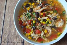 The BEST Chicken Soup Ever Recipe