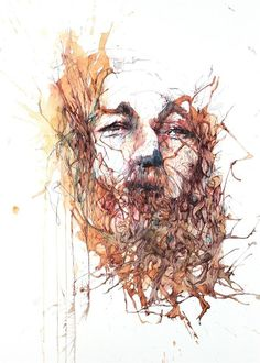 PORTRAITS IN INK AND TEA