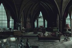 Gothic-Living-Room-Furniture-Set-That-Gives-The-Unforgettable-Moment17.jpg (1800×1200)