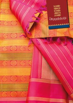 Thread work of mango and chakra motifs. Jacquard weave for precision. Fun to…