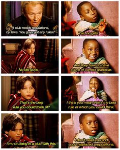 Even as kids, Shawn and Gus were hilarious.
